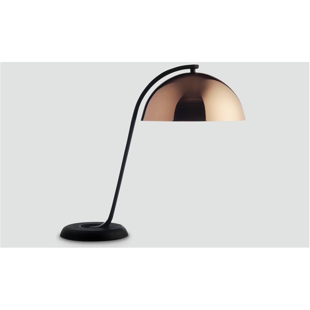 wrong for hay cloche table light hvid gratis fragt. Black Bedroom Furniture Sets. Home Design Ideas