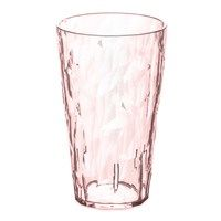 Koziol Glass - Crystal glas 400 ml (pink)
