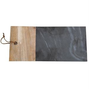 Au Maison - Marble Cuttingboard - Sort
