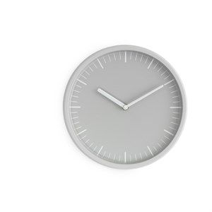 Normann Copenhagen ur - Day Wall Clock -  Light grey