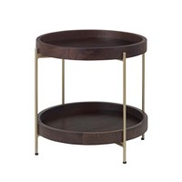 Cozy Living - Saga Side Table - Mango Wood
