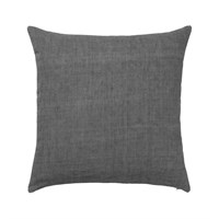 Cozy Living - Luxury Light Linen Cushion - CHARCOAL