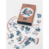 ViSSEVASSE - Girl & Bird - Mini Puzzle