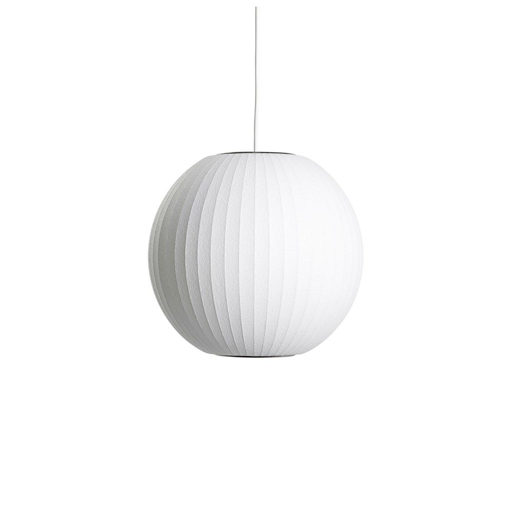 HAY - Nelson Ball Bubble pendant (small Ø32,50 cm) - off white