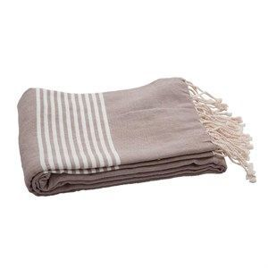 Au Maison plaid - Throws