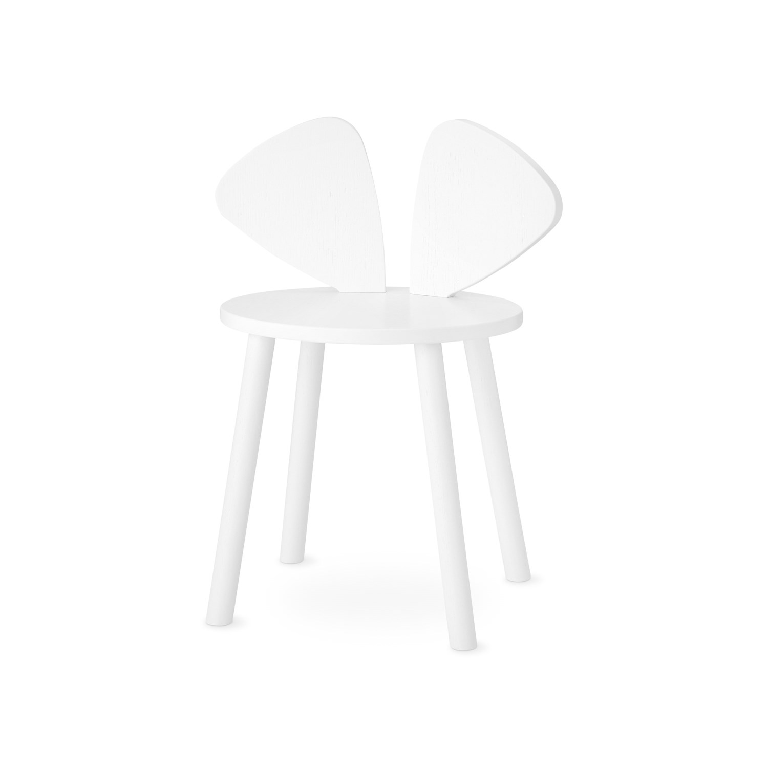 Nofred Mouse Chair School Hvid