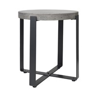 Cozy Living - Concrete Side Table - Høj