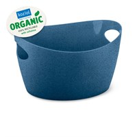Koziol - BOTTICHELLI ORGANIC - Small - Deep Blue