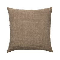 Cozy Living - Luxury Light Linen Cushion - MUSTARD