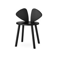 Nofred - Mouse Chair School - Sort