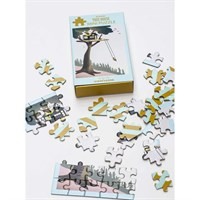 ViSSEVASSE -  Tree House - Mini Puzzle