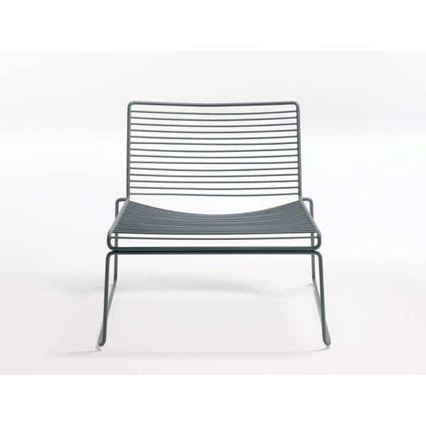 Glimrende Hee lounge chair fra Hay - altid fri fragt QT-94