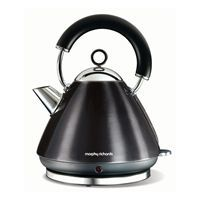 Morphy Richards el-kedel sort
