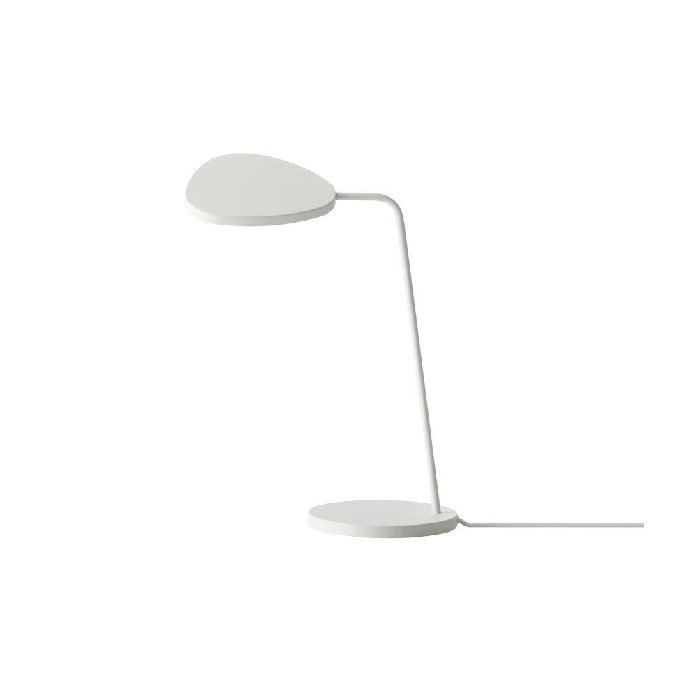 Muuto - leaf - table lamp - white