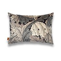 Bent Hansen - No. 9 pude FLORAL EDITION - CHARCOAL