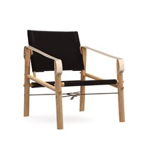 We Do Wood - Nomad Chair - Sort
