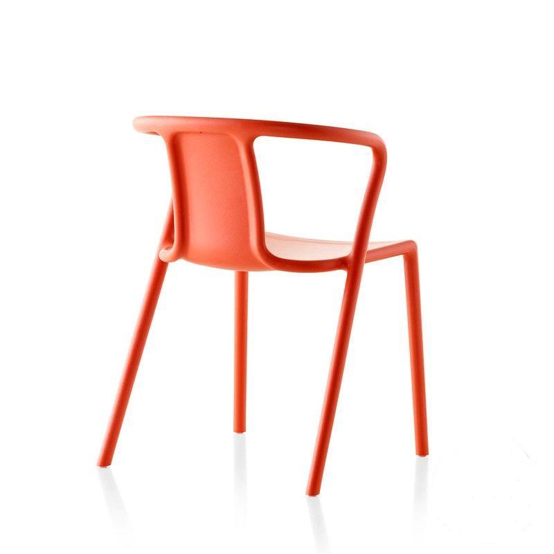 Magis air armchair orange for Magis air armchair