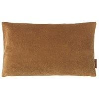 Cozy Living - Velvet Soft Cushion Small - CUMIN