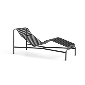 Hay - Palissade Chaise Longue / Solseng i Anthracite