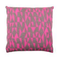 Fuss - Pude, brown/super pink 42 x 42