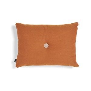 HAY pude - Dot Cushion 1 dot Steelcut Trio - orange