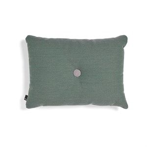 HAY pude - Dot Cushion 1 dot Steelcut Trio - green