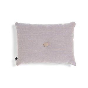 HAY pude - Dot Cushion 1 dot Steelcut Trio - soft lavendel