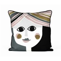 Ferm Living - Mrs. cushion - pude