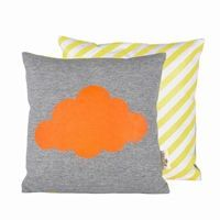Ferm Living - Pude - Cloud Cushion neon, 30 x 30 cm