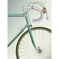 VISSEVASSE - Racing Bicycle - 50x70 cm