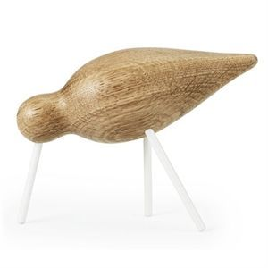 Normann Copenhagen - Shorebird medium - eg/hvid