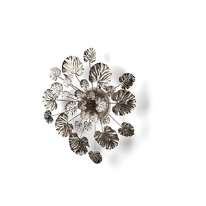 Eden Outcast - Wall Flower Large, Chrome