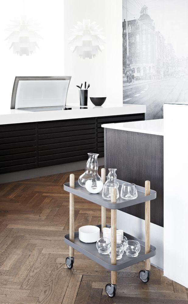 Block table fra normann copenhagen - Normann copenhagen block table ...