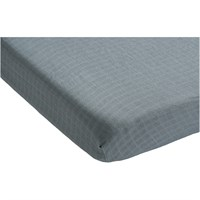 by KlipKlap - Bed Sheet Baby - Dusty blue