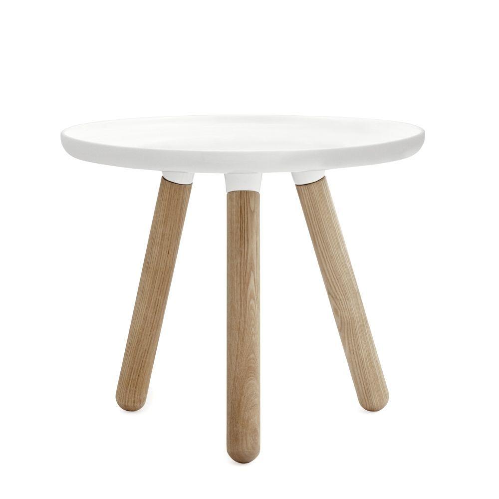 tablo bord i hvid fra normann copenhagen altid fri fragt. Black Bedroom Furniture Sets. Home Design Ideas