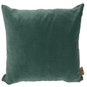 Skriver Collection pude - Velour 45x45 - Grøn