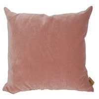 Skriver Collection pude - Velour 45x45 - Rosa