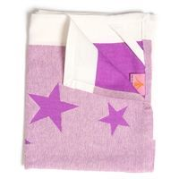 Viskestykke fra Rie Elise Larsen (Happy Star) - light purple