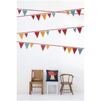 Wall sticker - Flags