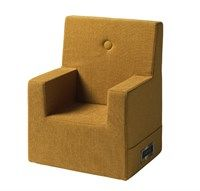By KlipKlap børnestol - KK Kids chair XL - Mustard /senneps gul
